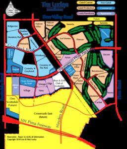 Clickable Grayhawk Map