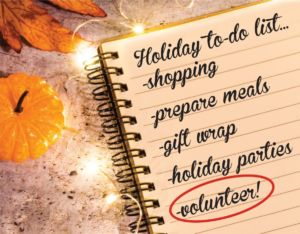 Helping Others This Holiday Season