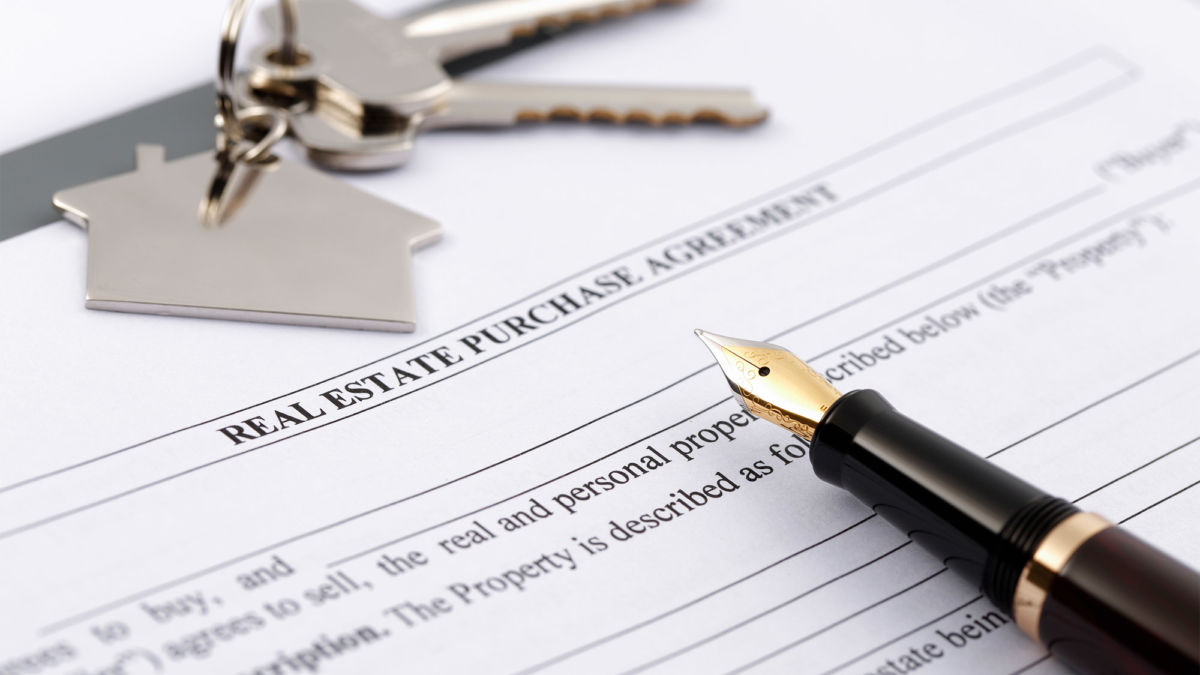 Real Estate Purchase Contract Contingencies