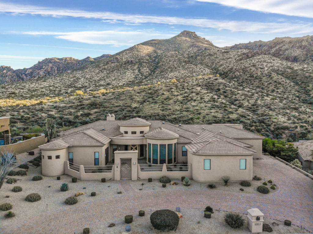 Featured Property: Troon Highlands Estates