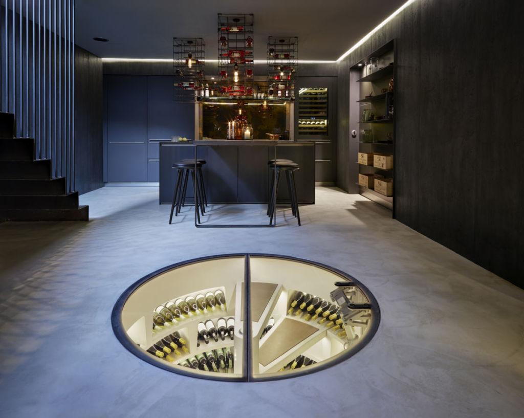 Unique & Innovative Wine Storage