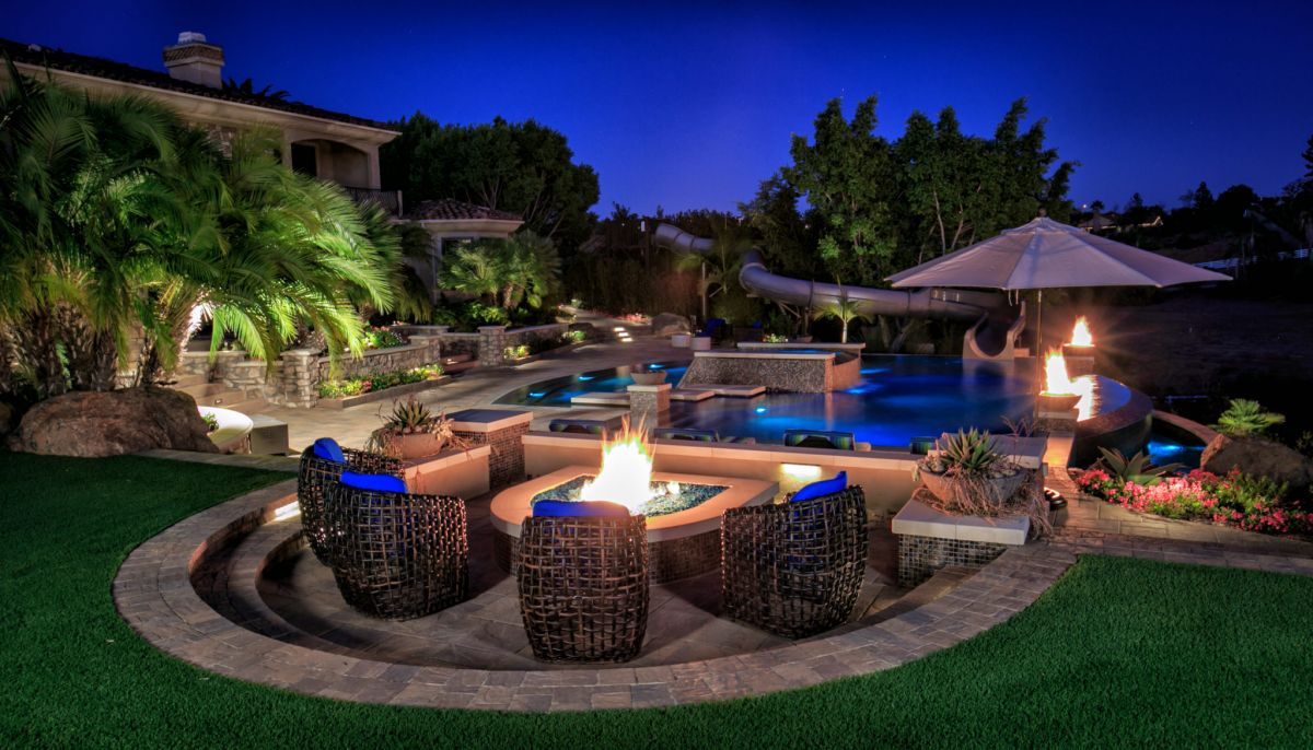 Your Home: Adding Drama to Your Outdoor Spaces